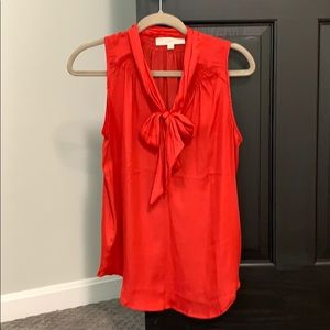 Red Loft Tank Top Size S